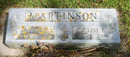 MARTINSON, LEROY JAMES - Moody County, South Dakota   LEROY JAMES MARTINSON - South Dakota Gravestone Photos