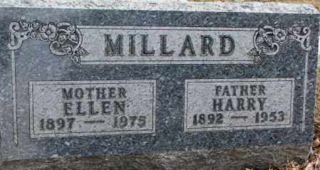 MILLARD, HARRY - Moody County, South Dakota | HARRY MILLARD - South Dakota Gravestone Photos