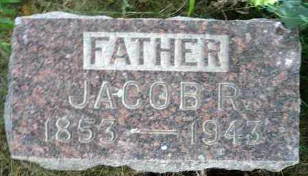 MILLARD, JACOB R. - Moody County, South Dakota | JACOB R. MILLARD - South Dakota Gravestone Photos