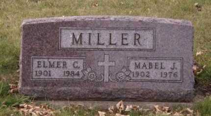 MILLER, MABEL J - Moody County, South Dakota | MABEL J MILLER - South Dakota Gravestone Photos