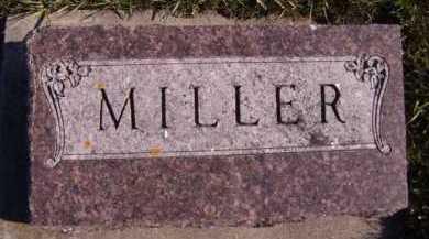 MILLER, GYDA MARIE - Moody County, South Dakota | GYDA MARIE MILLER - South Dakota Gravestone Photos