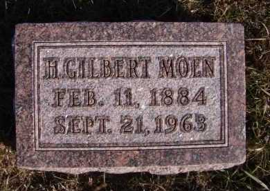 MOEN, H GILBERT - Moody County, South Dakota | H GILBERT MOEN - South Dakota Gravestone Photos
