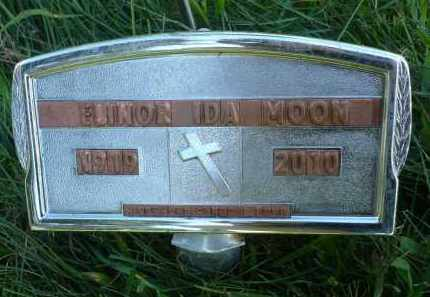 MOON, ELINOR IDA - Moody County, South Dakota | ELINOR IDA MOON - South Dakota Gravestone Photos