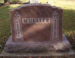 MUELLER, MATHILDA - Moody County, South Dakota | MATHILDA MUELLER - South Dakota Gravestone Photos