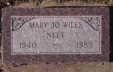 NEET, MARY J - Moody County, South Dakota | MARY J NEET - South Dakota Gravestone Photos