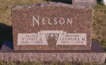 NELSON, MORRIS E - Moody County, South Dakota | MORRIS E NELSON - South Dakota Gravestone Photos