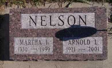 NELSON, MARTHA I - Moody County, South Dakota | MARTHA I NELSON - South Dakota Gravestone Photos