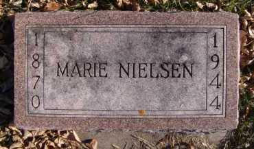 NIELSEN, MARIE - Moody County, South Dakota | MARIE NIELSEN - South Dakota Gravestone Photos