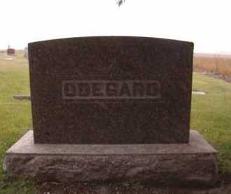ODEGARD (OR ODEGAARD), FAMILY - Moody County, South Dakota | FAMILY ODEGARD (OR ODEGAARD) - South Dakota Gravestone Photos
