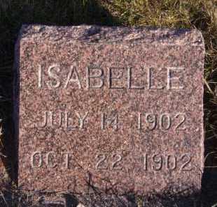 OIHUS, ISABELLE - Moody County, South Dakota | ISABELLE OIHUS - South Dakota Gravestone Photos