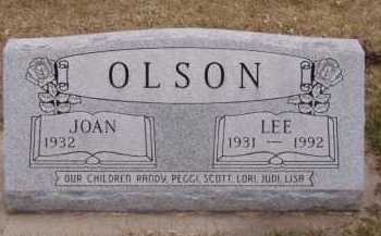 OLSON, LEE - Moody County, South Dakota | LEE OLSON - South Dakota Gravestone Photos