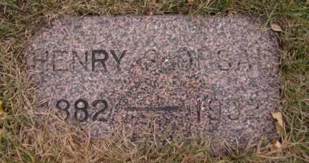 OPPSAL, HENRY S - Moody County, South Dakota | HENRY S OPPSAL - South Dakota Gravestone Photos