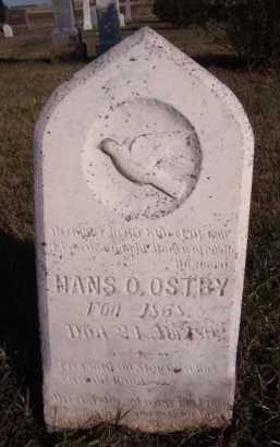 OSTBY, HANS O - Moody County, South Dakota | HANS O OSTBY - South Dakota Gravestone Photos
