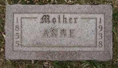 WEMARK OVRID, ANNE - Moody County, South Dakota | ANNE WEMARK OVRID - South Dakota Gravestone Photos