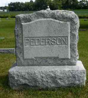 PEDERSON, INGER MARIE - Moody County, South Dakota | INGER MARIE PEDERSON - South Dakota Gravestone Photos