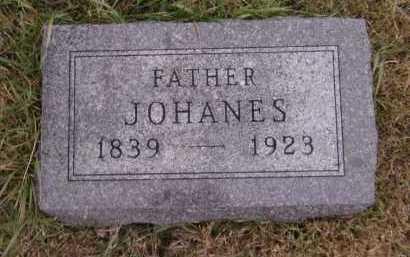 PEDERSON (2), JOHANES - Moody County, South Dakota | JOHANES PEDERSON (2) - South Dakota Gravestone Photos