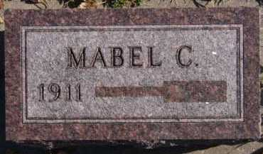 PETERSON, MABEL C - Moody County, South Dakota   MABEL C PETERSON - South Dakota Gravestone Photos
