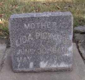 PICKARD, LIDA VIOLA - Moody County, South Dakota | LIDA VIOLA PICKARD - South Dakota Gravestone Photos