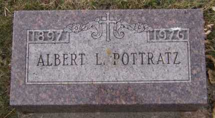 POTTRATZ, ALBERT L - Moody County, South Dakota | ALBERT L POTTRATZ - South Dakota Gravestone Photos