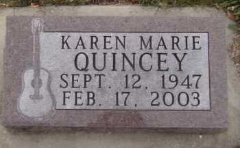 QUINCEY, KAREN MARIE - Moody County, South Dakota | KAREN MARIE QUINCEY - South Dakota Gravestone Photos