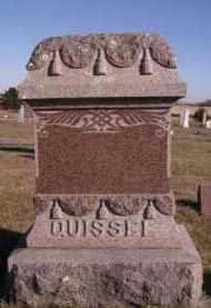 QUISSEL, FAMILY - Moody County, South Dakota | FAMILY QUISSEL - South Dakota Gravestone Photos