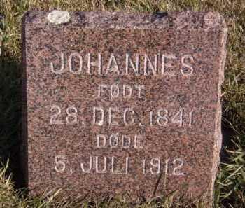 QUISSEL, JOHANNES - Moody County, South Dakota | JOHANNES QUISSEL - South Dakota Gravestone Photos
