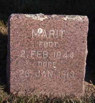 QUISSEL, MARIT - Moody County, South Dakota | MARIT QUISSEL - South Dakota Gravestone Photos