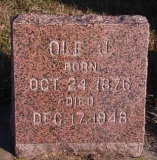 QUISSEL, OLE J - Moody County, South Dakota | OLE J QUISSEL - South Dakota Gravestone Photos