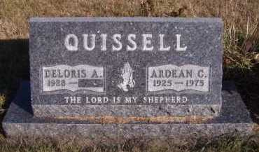 QUISSELL, DELORIS A - Moody County, South Dakota | DELORIS A QUISSELL - South Dakota Gravestone Photos