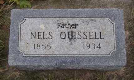 QUISSELL, NELS - Moody County, South Dakota | NELS QUISSELL - South Dakota Gravestone Photos