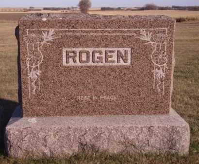 ROGEN, FAMILY - Moody County, South Dakota | FAMILY ROGEN - South Dakota Gravestone Photos