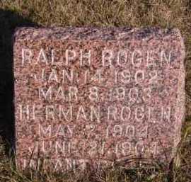 ROGEN, INFANT BOY - Moody County, South Dakota | INFANT BOY ROGEN - South Dakota Gravestone Photos
