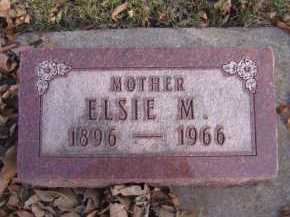 SAPP, ELSIE M - Moody County, South Dakota | ELSIE M SAPP - South Dakota Gravestone Photos