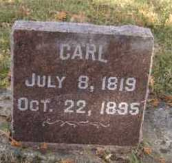 SCHACHT, CARL - Moody County, South Dakota | CARL SCHACHT - South Dakota Gravestone Photos