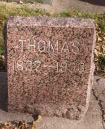 SHUKER, THOMAS - Moody County, South Dakota | THOMAS SHUKER - South Dakota Gravestone Photos