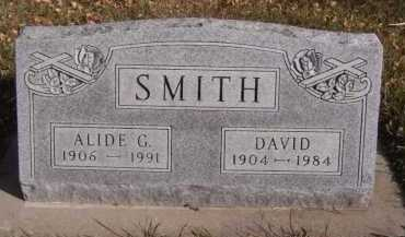 SMITH, DAVID - Moody County, South Dakota | DAVID SMITH - South Dakota Gravestone Photos