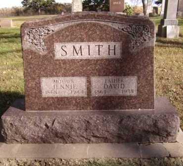 SMITH, JENNIE - Moody County, South Dakota | JENNIE SMITH - South Dakota Gravestone Photos