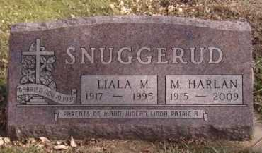 SNUGGERUD, LIALA M - Moody County, South Dakota | LIALA M SNUGGERUD - South Dakota Gravestone Photos