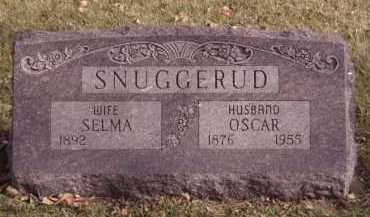 SNUGGERUD, OSCAR - Moody County, South Dakota | OSCAR SNUGGERUD - South Dakota Gravestone Photos