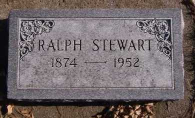 STEWART, RALPH - Moody County, South Dakota | RALPH STEWART - South Dakota Gravestone Photos