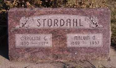 STORDAHL, CAROLINE G - Moody County, South Dakota | CAROLINE G STORDAHL - South Dakota Gravestone Photos