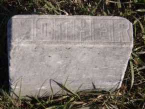 STORDAHL, MOTHER (FOOTSTONE) - Moody County, South Dakota | MOTHER (FOOTSTONE) STORDAHL - South Dakota Gravestone Photos