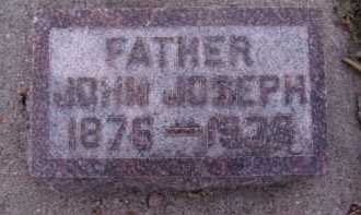 TOATES, JOHN JOSEPH - Moody County, South Dakota | JOHN JOSEPH TOATES - South Dakota Gravestone Photos