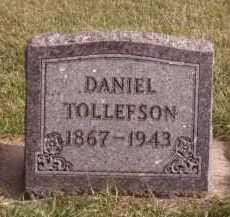 TOLLEFSON, DANIEL - Moody County, South Dakota | DANIEL TOLLEFSON - South Dakota Gravestone Photos