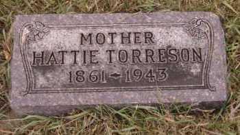 TORRESON, HATTIE - Moody County, South Dakota | HATTIE TORRESON - South Dakota Gravestone Photos