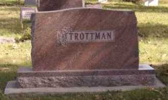 TROTTMAN, FAMILY - Moody County, South Dakota | FAMILY TROTTMAN - South Dakota Gravestone Photos