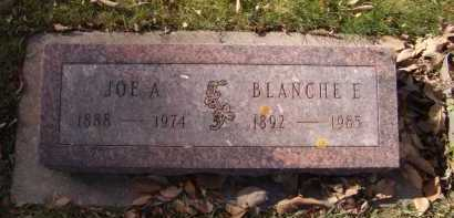 TROTTMAN, BLANCHE E - Moody County, South Dakota | BLANCHE E TROTTMAN - South Dakota Gravestone Photos