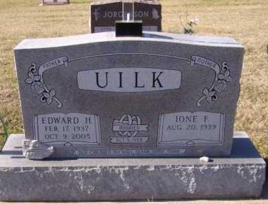 UILK, IONE F - Moody County, South Dakota | IONE F UILK - South Dakota Gravestone Photos