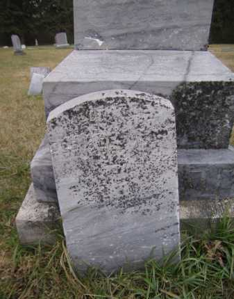 UNKNOWN, UNKNOWN - Moody County, South Dakota | UNKNOWN UNKNOWN - South Dakota Gravestone Photos