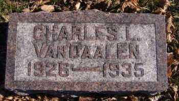 VANDAALEN, CHARLES L - Moody County, South Dakota | CHARLES L VANDAALEN - South Dakota Gravestone Photos